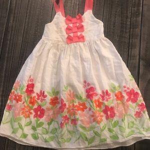 Girls poppy sundress size 5